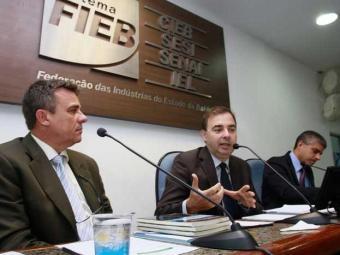 Seminário Salvador em Foco discute segurança pública na Bahia - Foto: Joa Souza   Ag. A TARDE