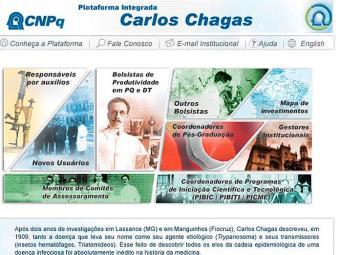Inscrições são feitas via Plataforma Carlos Chagas - Foto: Divulgação