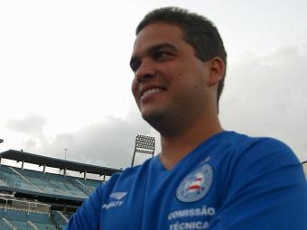 Adriano Fonseca passou pelo Fazendão em duas gestões passadas, entre 1999 e 2006 - Foto: Fernando Amorim | Ag. A TARDE