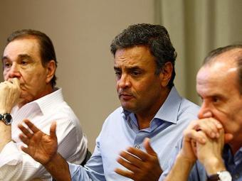 Aécio iniciou por Salvador série de visitas da pré-campanha 2014 - Foto: Fernando Vivas | Ag. A TARDE