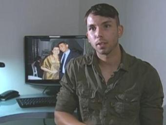 Carlos Eduardo será a principal testemunha de acusação contra a mãe - Foto: Reprodução | TV Globo