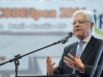 Ministro da Secretaria de Aviação Civil, Moreira Franco - Foto: Wilson Dias | ABr