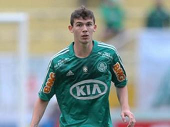 Este ano, Luiz Gustavo foi relacionado para alguns jogos do Palmeiras na Libertadores - Foto: Site Oficial do Palmeiras   Divulgação