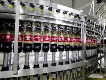 Vídeo mostra antigos comerciais e a produção da bebida - Foto: Reprodução