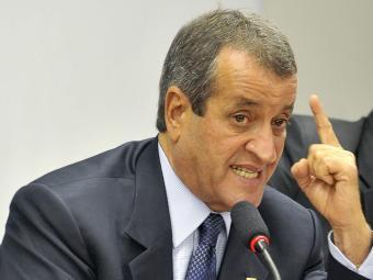 Deputado Valdemar Costa Neto (PR-SP) foi um dos patronos - Foto: José Cruz | ABr