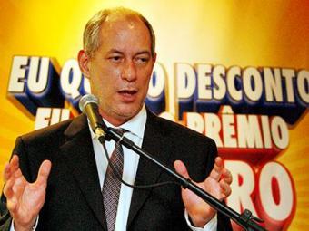 Ciro Gomes, ex-governador e ex-ministro da Integração - Foto: Marco Aurélio Martins   Ag. A TARDE