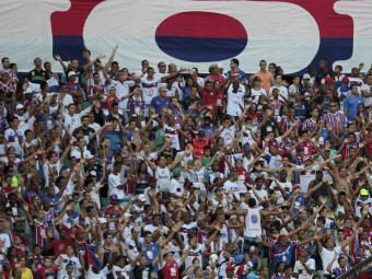 Organizadas serão convidadas a participarem do plano de sócios do tricolor - Foto: Eduardo Martins | Ag. A TARDE