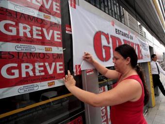 Sindicato estima que 820 agências estão fechadas na Bahia - Foto: Ascom | Sindicato dos Bancários da Bahia