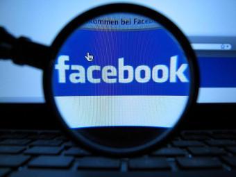 O Facebook gera cerca de 85% de sua receita com publicidade - Foto: Joerg Koch | Agência AP