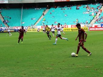 Jovens do Esquadrão superam a equipe principal do Jacuipense - Foto: Site Oficial E.C.Bahia   Divulgação
