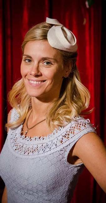 Atriz vai interpretar Iolanda em Joia Rara - Foto: Tv Globo | Raphael Dias