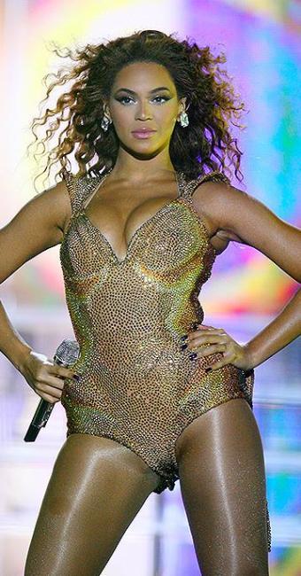 Beyoncé abre o Rock in Rio - Foto: Thiago Teixeira   Ag. A TARDE