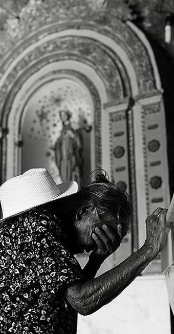 Fé reúne 30 imagens da devoção em Bom Jesus - Foto: Ricardo Prado | Divulgação