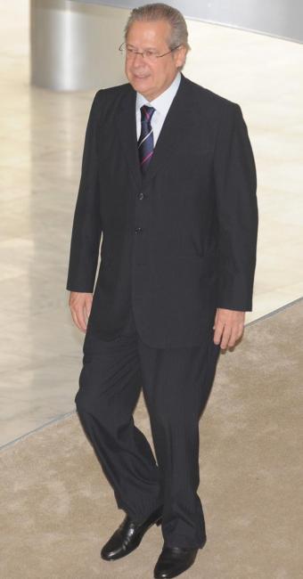 José Dirceu será julgado novamente pelo STF - Foto: Wilson Dias | ABr