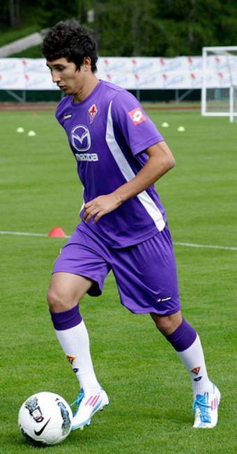 Ryder espera se firmar no time titular da Fiorentina nesta temporada - Foto: Site Oficial da Fiorentina   Divulgação