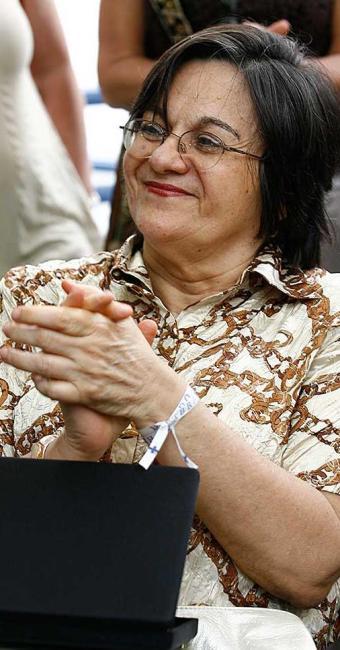 Maria da Penha Fernandes fará palestra em Salvador - Foto: Iracema Chequer   Ag. A TARDE