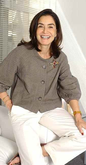 Gloria Kalil é uma das brasileiras na lista - Foto: Paulo Cardeal | Divulgação
