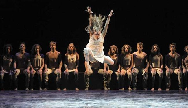 A Sagração da Primavera, do russo Igor Stravinsky, faz parte do programa da companhia - Foto: Santiago Barreiro | Divulgação