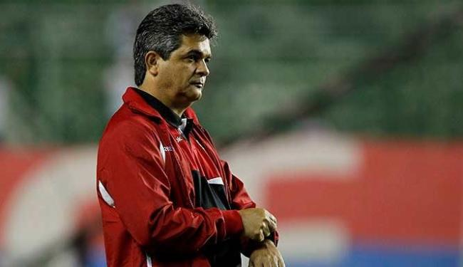 Ney Franco foi demitido do São Paulo há dois meses e está desempregado - Foto: Eduardo Martins   Ag. A TARDE