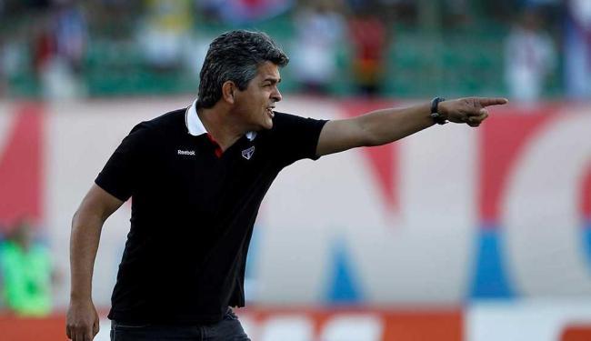 Ney Franco estava desempregado há dois meses desde que deixou o São Paulo - Foto: Eduardo Martins | Ag. A TARDE