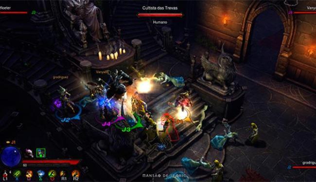 Jogo permite o modo multiplayer offline e tem legendas e dublagem em português - Foto: Divulgação
