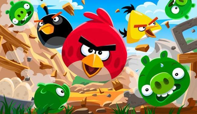 A Cidade do Rock, no Rio de Janeiro, será o cenário do próximo game da série Angry Birds - Foto: Divulgação