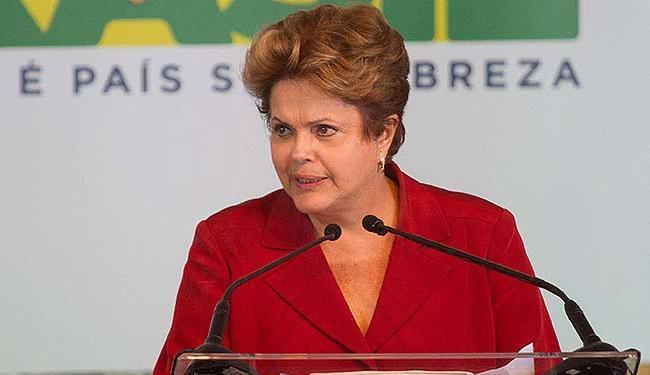 Caso não cancele a viagem, Dilma fará sua primeira visita com honras de chefe de Estado - Foto: Alfredo Risk | Futura Press