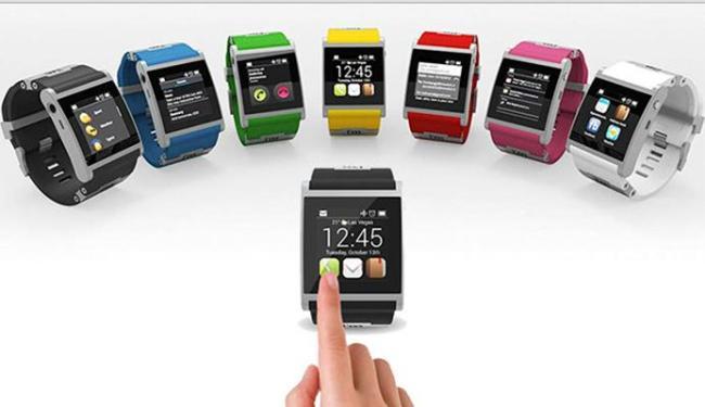 Designers imaginam como será o iWatch, relógio da Apple - Foto: Divulgação