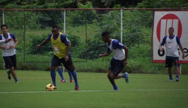 Com Talisca de volta e Rafael Miranda liberado, Bahia está pronto para o duelo - Foto: Esporte Clube Bahia | Divulgação