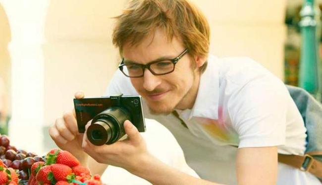 Câmeras da Sony são acopladas aos smartphones - Foto: Divulgação