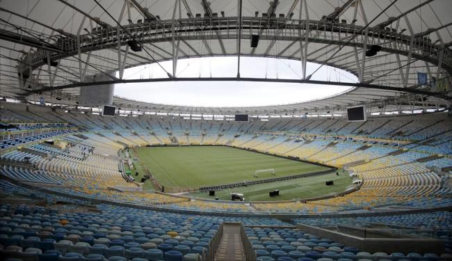 Maracanã, palco da final da Copa, já recebeu quase meio milhão de pedidos - Foto: Raul Spinassé | Ag. A TARDE
