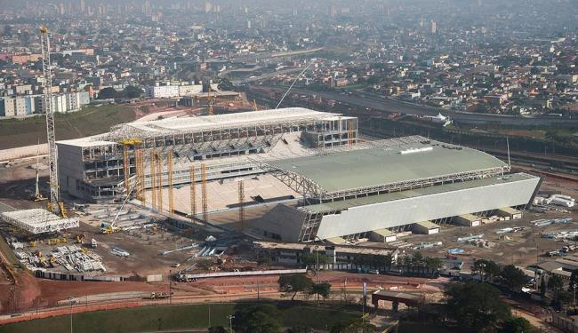 Itaquerão terá nome de empresa aérea estrangeira - Foto: Delfim Martins | Divulgação