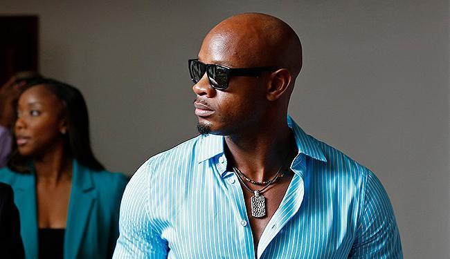 Jamaicano de 30 anos testou positivo para oxilofrina, um estimulante proibido pela Agência Mundial A - Foto: Gilbert Bellamy l Reuters