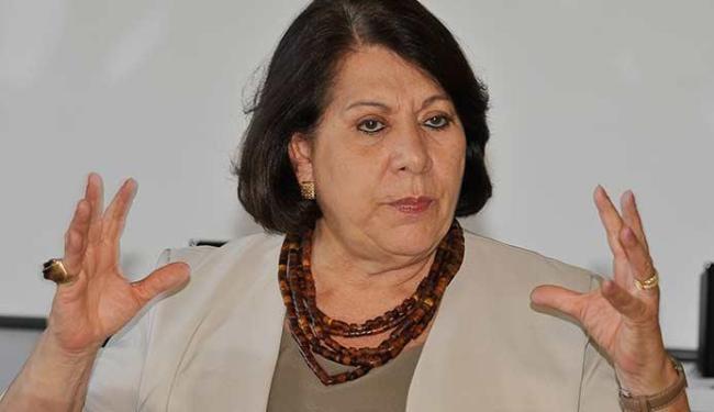 Ela criticou a insegurança provocada com a situação de Donadon - Foto: Valter Campanato | ABr