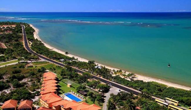 Porto Seguro (foto) e Praia do Forte são os destinos preferidos na Bahia - Foto: Antonio Alberguini | Divulgação