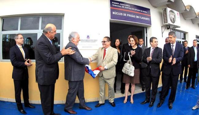 Inauguração contou com a participação do governador Jaques Wagner - Foto: Manu Dias/GovBA