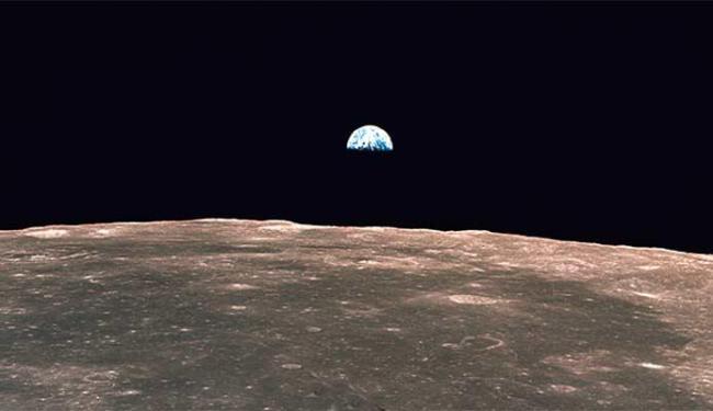 Cientistas não identificaram a origem exata de água lunar, - Foto: Divulgação | Nasa