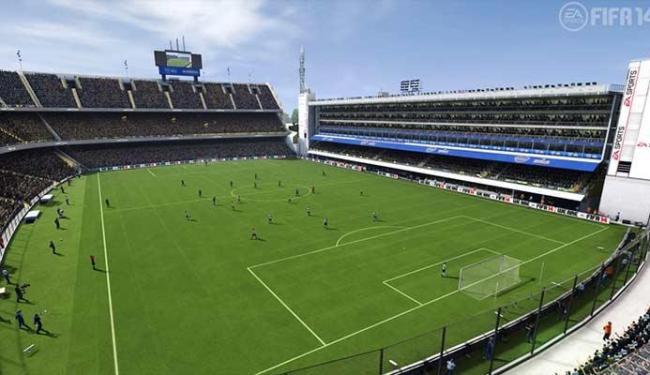 La Bombonera é uma das novidades dos estádios do Fifa 14 - Foto: Divulgação