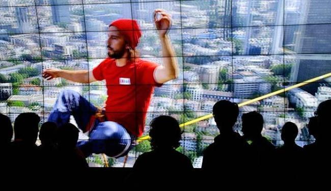 LG mostrou as novidades em televisores na feira IFA, que aconteceu em Berlim - Foto: Agêncai Reuters