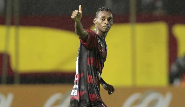 Marquinhos, autor do gol contra o Galo, será o substituto de Maxi Biancucchi na partida - Foto: Eduardo Martins | Ag. A Tarde