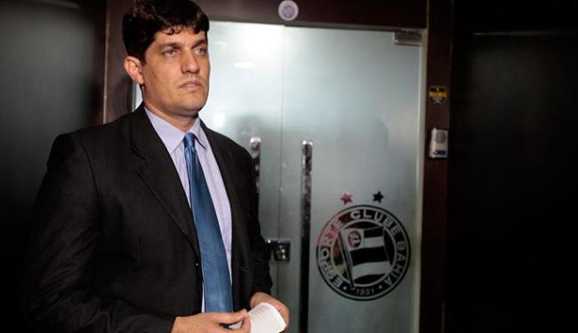 Carlos Rátis comandou auditoria realizada no Esporte Clube Bahia - Foto: Edilson Lima   Ag. A TARDE