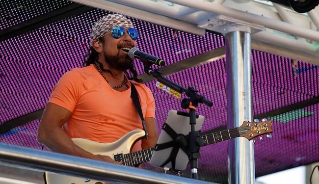 Cantor deixou a banda após mais de 30 anos de união - Foto: Raul Spinassé   Ag. A TARDE   11.2.2013
