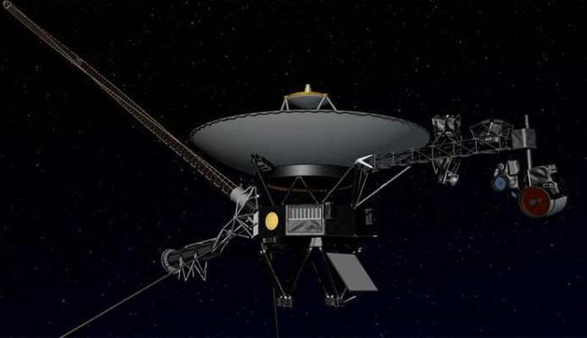 Sonda Voyager vai pesquisar mais sobre o espaço sideral - Foto: Divulgação | Nasa