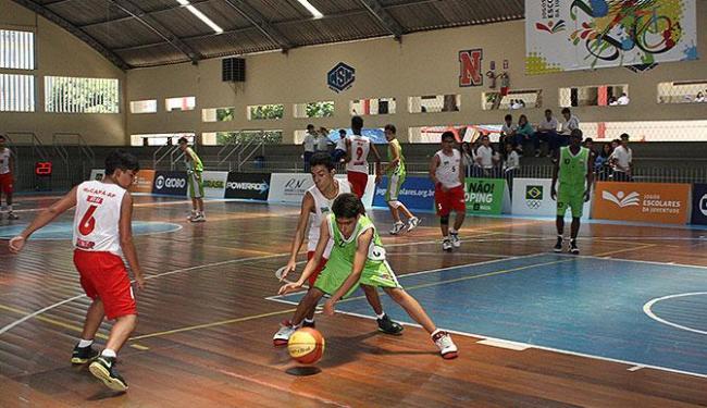 Meninos baianos do basquete deram show de bola em Natal - Foto: Ascom Sudesb l Divulgação