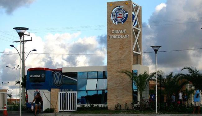 Cidade Tricolor já está quase pronta e deve começar a ser utilizada pelo Bahia em 2014 - Foto: Adilton Venegeroles | Ag. A TARDE
