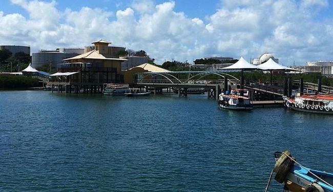 Com a reforma, poderão atracar no terminal jet skis, lanchas, barcos de pescadores e catamarãs - Foto: Divulgação | Prefeitura
