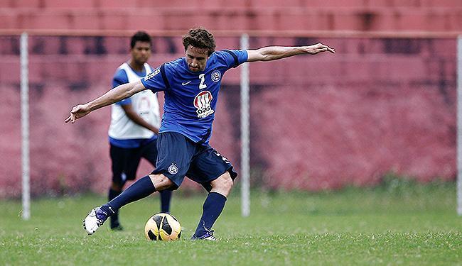 Rafael se diz pronto para voltar ao time - Foto: Raul Spinassé | Ag. A TARDE