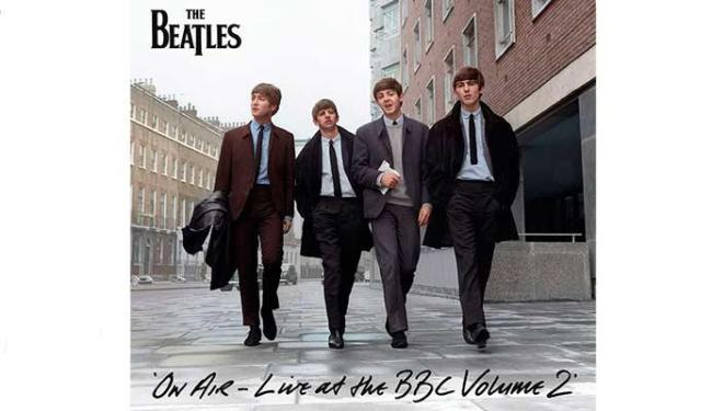 Canções foram gravadas nos estúdios da BBC de Londres - Foto: Divulgação