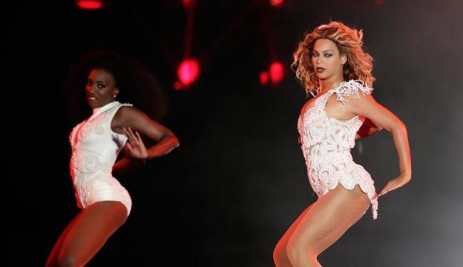 Beyoncé finalizou a primeira noite do Rock in Rio - Foto: Agência Reuters