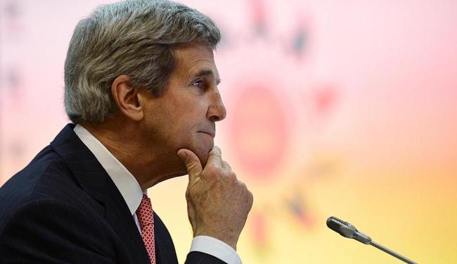 O acordo foi anunciado em Genebra pelo secretário de Estado norte-americano John Kerry - Foto: Agência Reuters